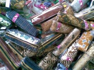 Tempat Pensil Batik